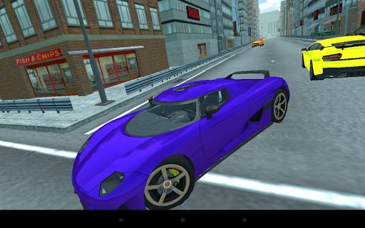 Real City Car Driving 3D