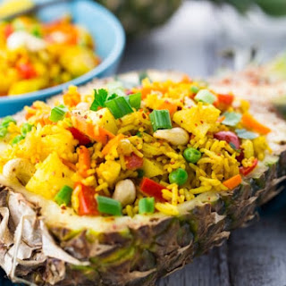 Vegetarian Thai Fried Rice Recipes.
