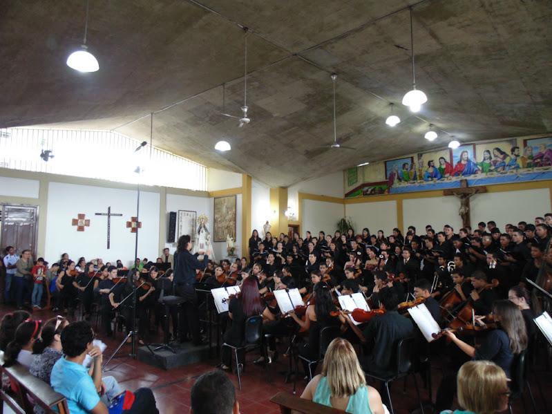 Un engranaje perfecto entre la orquesta y los coralistas guariqueños