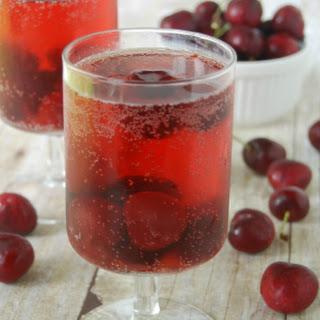 Cherry Sangria.