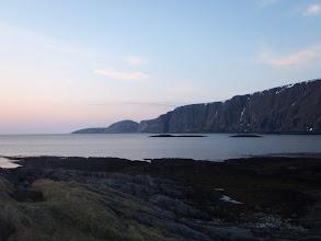 Photo: Knivskjellodden