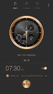 Alarm Clock - Bedside Clock & Music Screenshot
