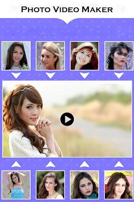 Photo Video Maker with Music Editor - screenshot