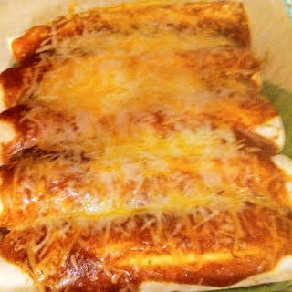 Easy Weeknight Enchiladas.
