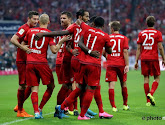 Le Bayern Munich prolonge quatre cadres