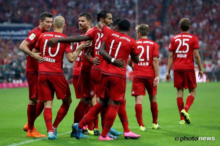 Bayern München weet weer wat winnen is en houdt RB Leipzig in het vizier