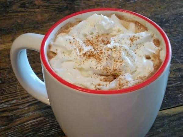 Cafe Orange Mocha Recipe