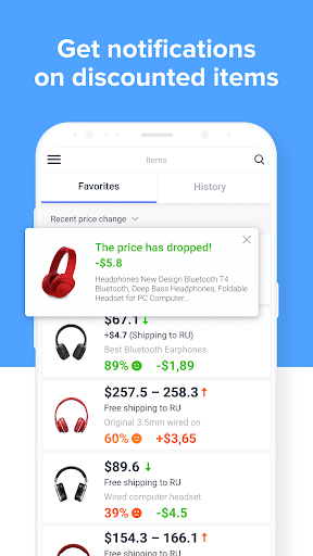 AliRadar shopping assistant screenshot 5
