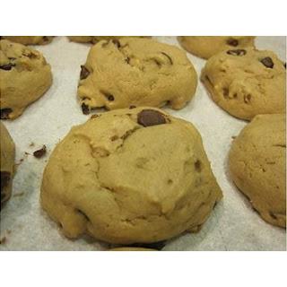 Vegan Diabetic Friendly Chocolate Chip Cookies