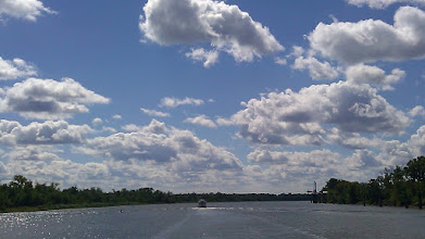 Photo: A beautiful midday sky.