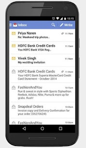Rediffmail Professional App Latest Version Download For Android 2