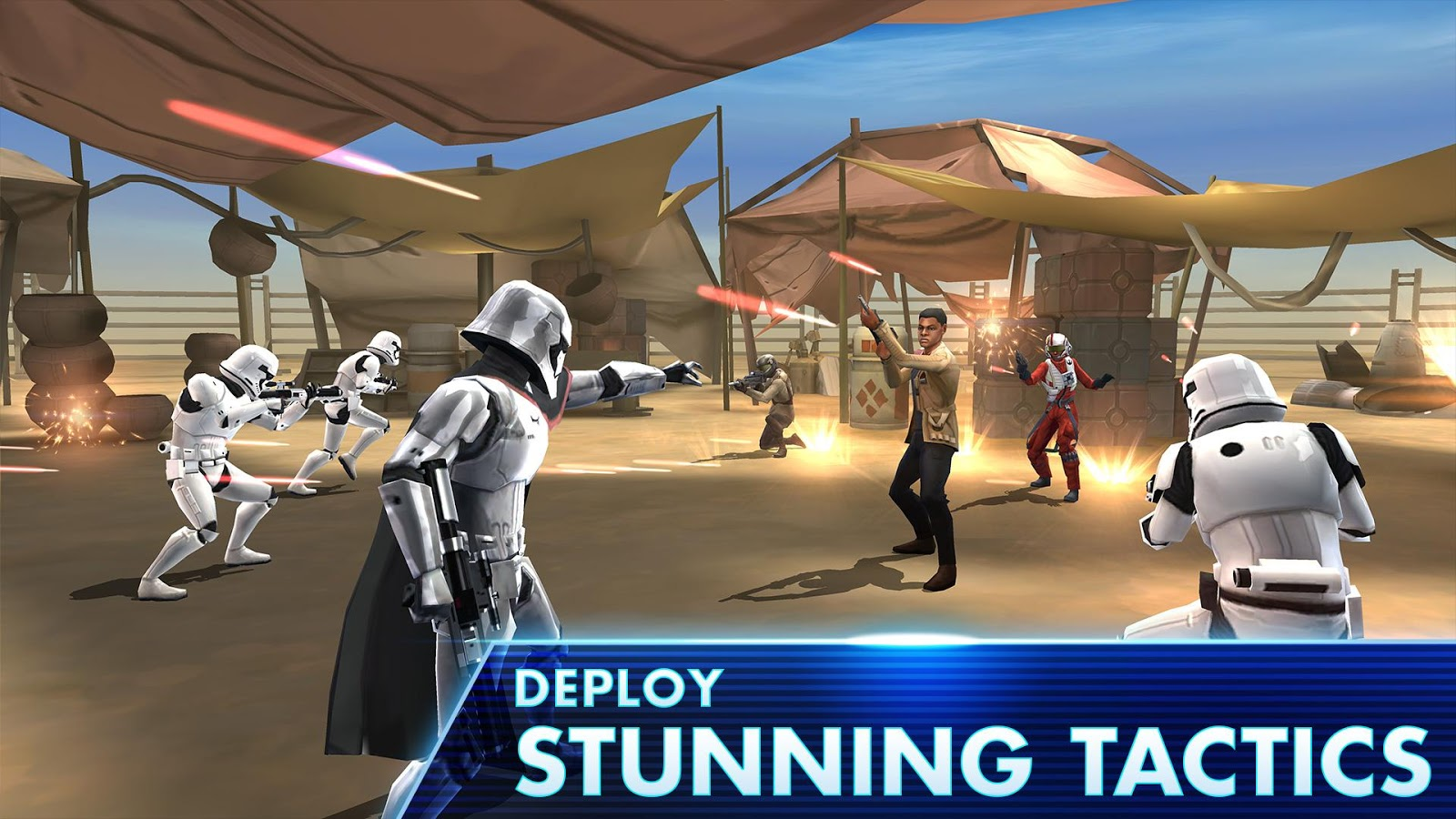 7 Best Star Wars Games For Android Worth Trying | TechUntold