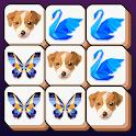 Poly Craft - Match Animal icon