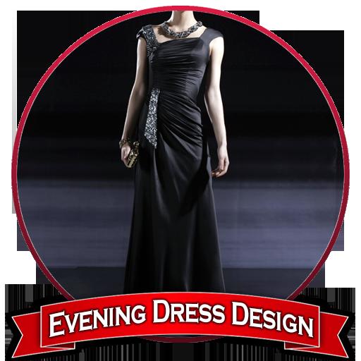 Evening Dress Design