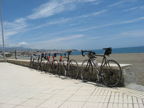 Photo: Lunch stop on the coast