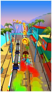 Subway Surfers Hawaii screenshot