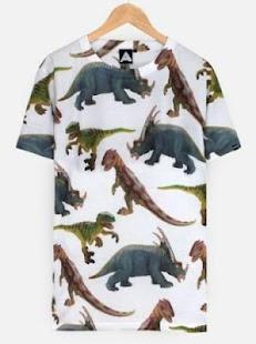 Trendy T Shirt Design - náhled