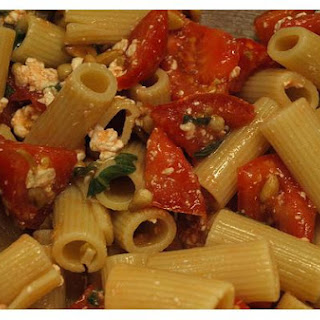 Mozzarella With Tomatoes.