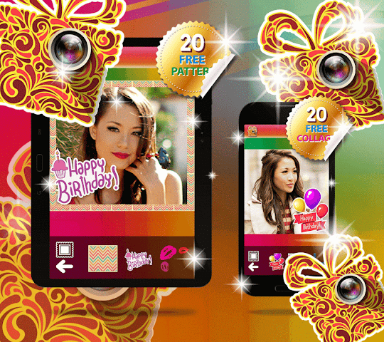 All About Happy Birthday Collage Maker For Android. Videos