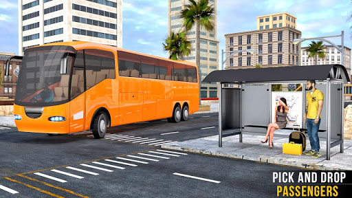 Tourist Bus Adventure: GBT New Bus Games 3D 1.1.11 screenshots 1