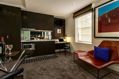 Quest East Melbourne Apartments