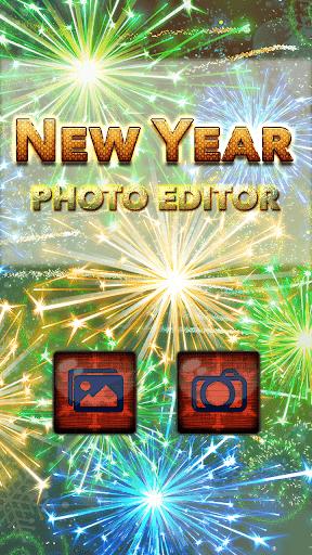 新年照片編輯器