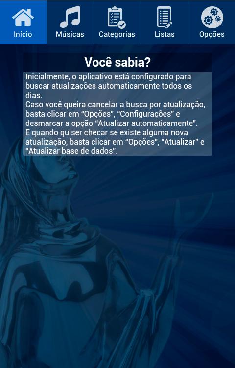Screenshots of Louvemos o Senhor - Cifrado for iPhone