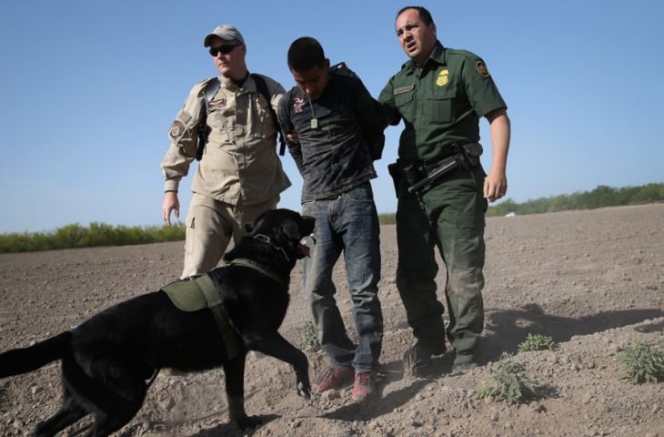 Consequences for Democrats' push to abolish border patrol