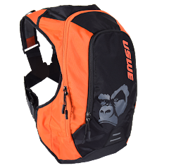 Tanker™ 16L Bounce Free Off-road Daypack, Orange-Black