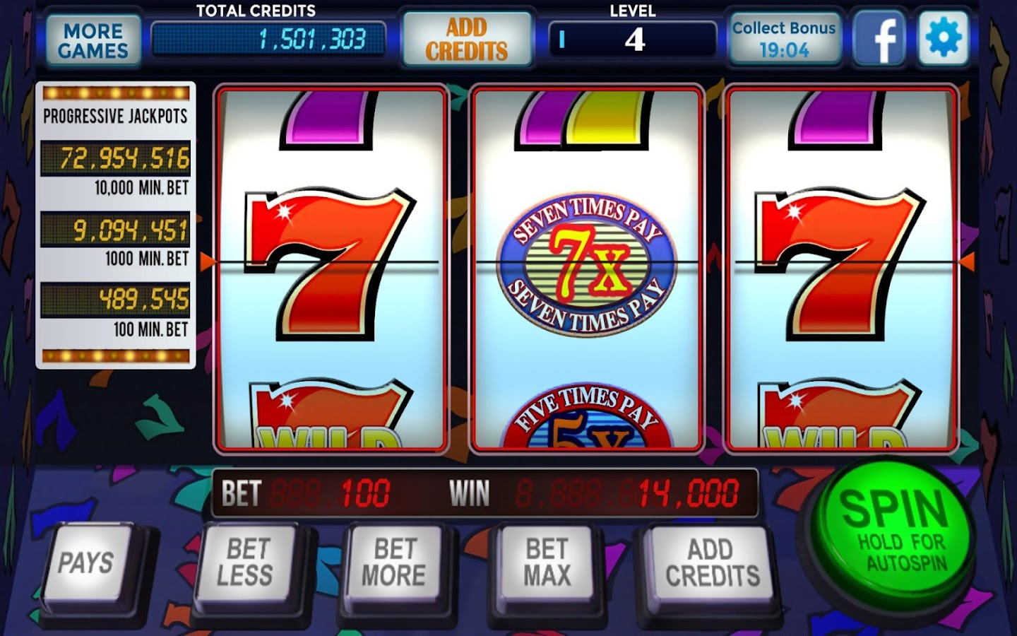 Free slot machine sounds