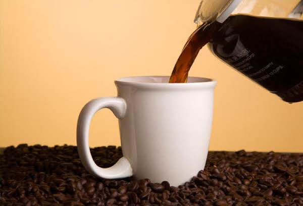 Steaming Hot Coffee Recipe