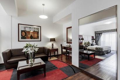 Al Nahda Street Apartments
