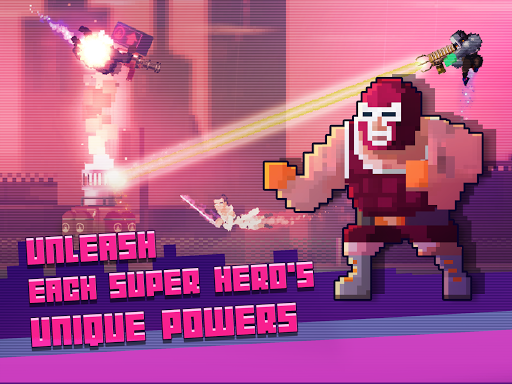 Super Hero Fight Club 1.07 screenshots 10