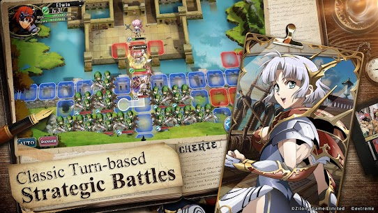 Langrisser MOD APK (Unlimited Recourse) for Android 3