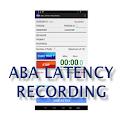 ABA Latency Recording Tool icon