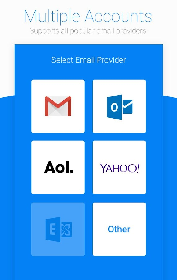 WeMail - Free Email App- screenshot