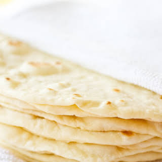 Soft Flour Tortillas.