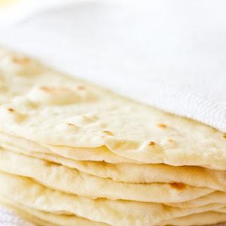 Soft Flour Tortillas.