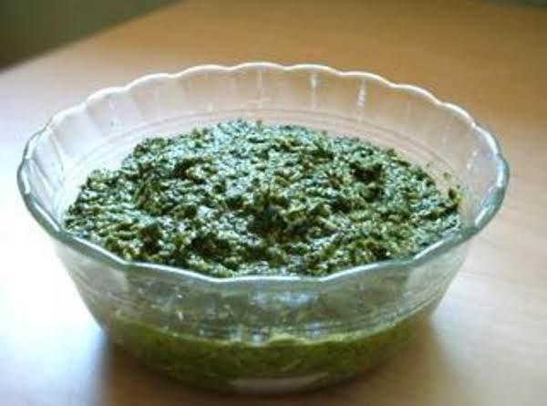 Pesto Sauce Recipe