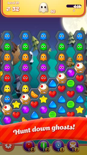Code Triche Sugar Witch: Hexa Blast APK MOD screenshots 3