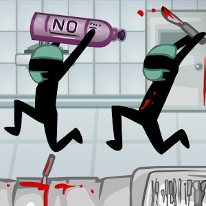 Stickman Crime in hospital for PC and MAC