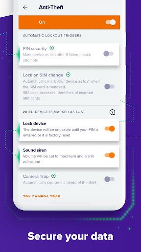 Avast Antivirus u2013 Mobile Security & Virus Cleaner 6.29.1 screenshots 6