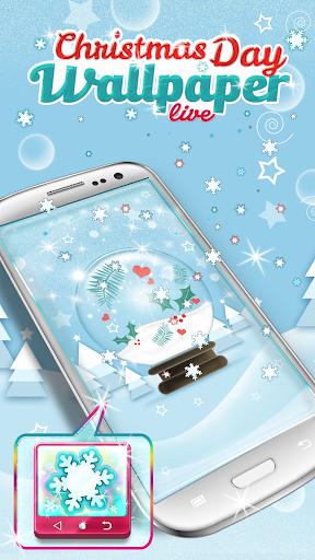 クリスマスの夜ライブ壁紙|玩個人化App免費|玩APPs