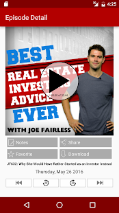 Best RE Investing Advice Show- screenshot thumbnail