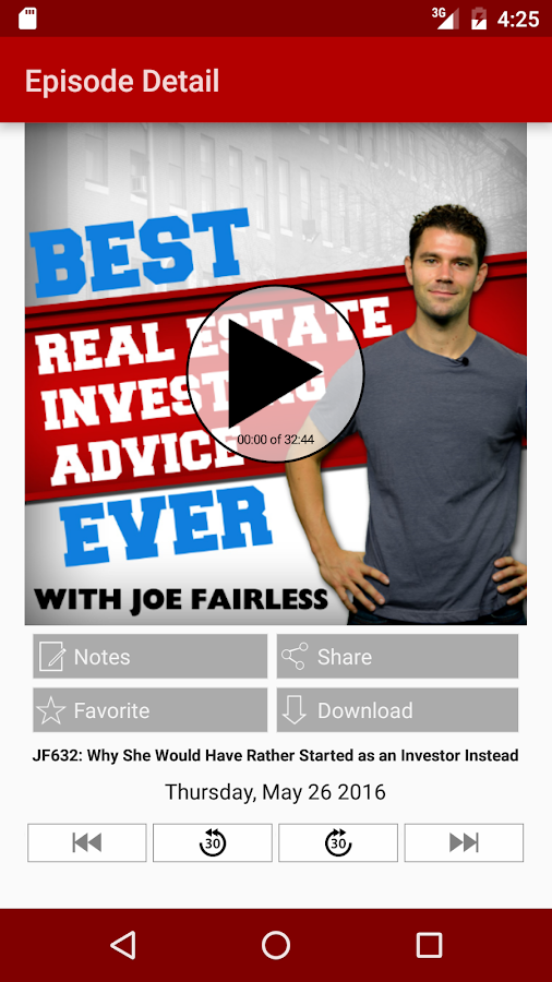Best RE Investing Advice Show- screenshot