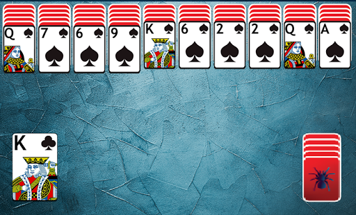 Spider Solitaire Classic 2.5.3 screenshots 3