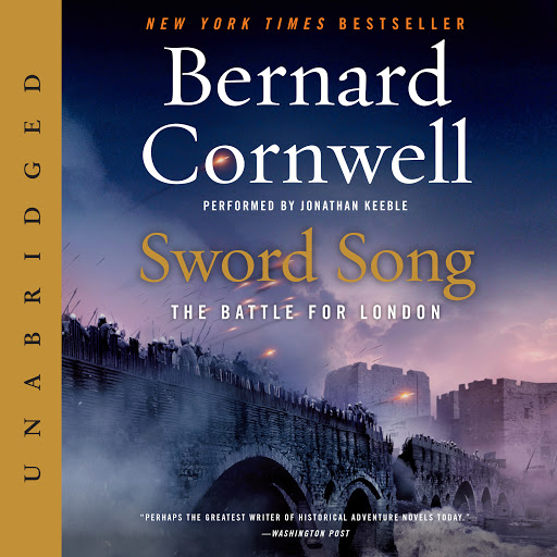 Sword Song: The Battle for London by Bernard Cornwell - Audiobooks on  Google Play