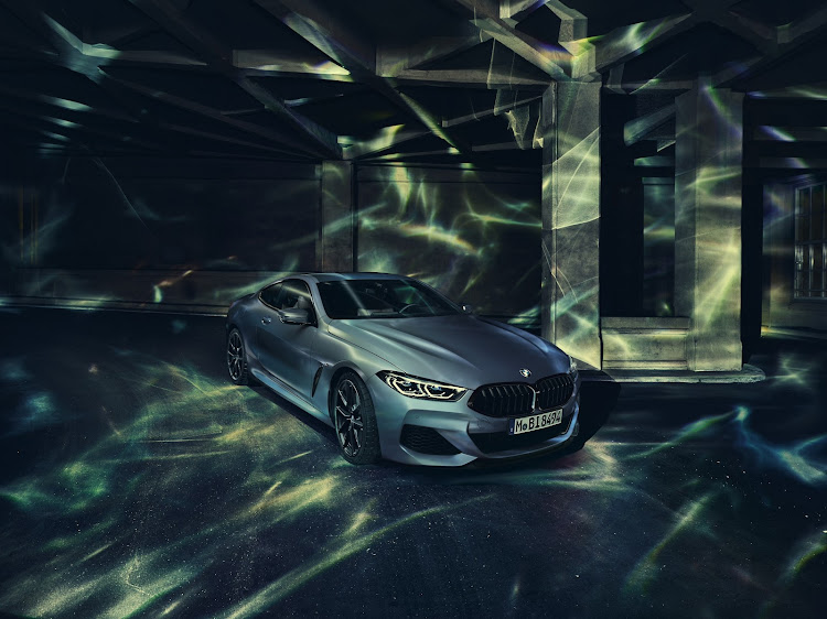 Special edition BMW M850i xDrive starts the roll-out of BMW's highly anticipated luxury coupe Pic: SUPPLIED
