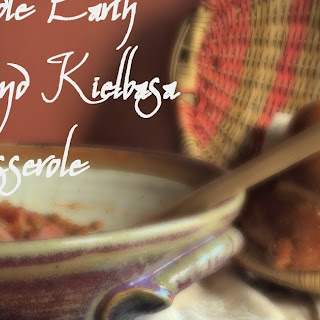 Middle Earth Lentil and Kielbasa Casserole