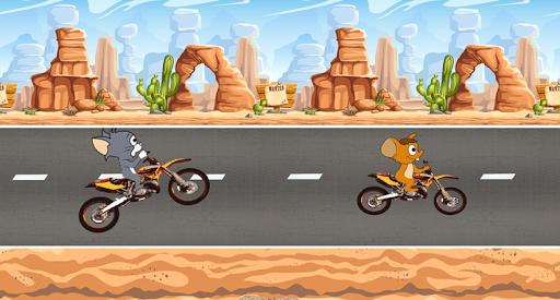 Jerry Moto Race And Tom 2.2 screenshots 1
